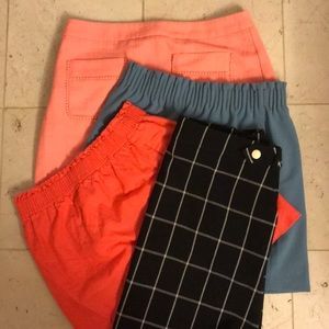 Lot of 4 business skirts- never worn!
